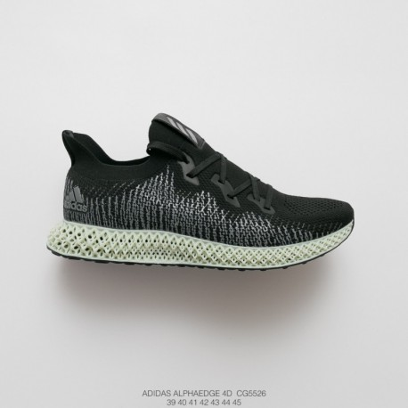 c7e2c1f7d6a New Sale Cg5526 Adidas Alphaedge 4D Print Boost White Samurai Join Shoes  Seat And Tongue Face 3D Underply
