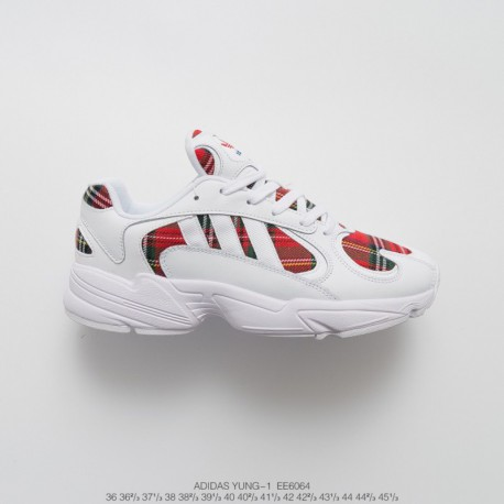 innovative design bc6e1 75834 Adidas Yung 1 Red,EE6064 Premium FSR Upper Matte Leather London Vintage  Clothing Shop Crossover Absolute Vintage x adidas Origi
