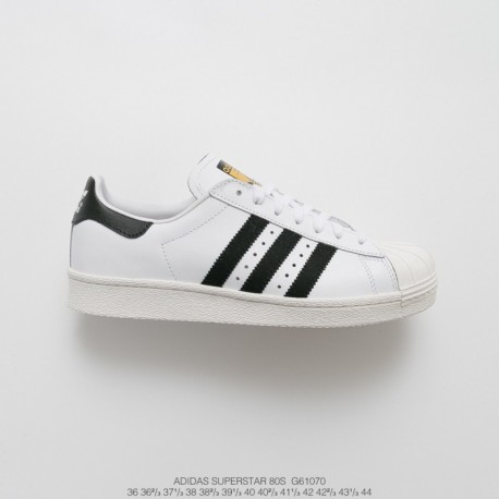 12027d75d3b New Sale G61070 FSR Thin Tongue UNISEX Adidas Originals Superstar 80s  Shellfish Classic All-match Vintage Skate