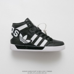 Cm8069 FSR Mens Adidas Hardcourt HI BIG LOGO Big High Men Skate Shoes