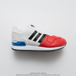 Aq5316 FSR UNISEX Adidas ZX700 Deadstock Adidas Leather Upper Vintage Winter Trainers Shoes