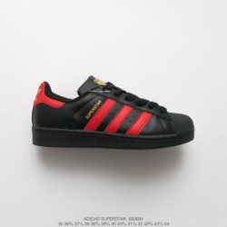 S80694 FSR UNISEX Adidas Shell Head Bred Classic Look