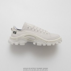 B22932 FSR Adidas IDAS X Raf SIMONS DETROIT Runner Duck Collection Outdoor Hiking Martin Shoes