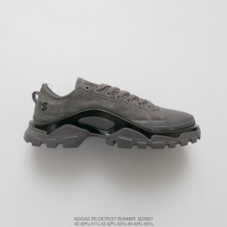 B22931 FSR Adidas IDAS X Raf SIMONS DETROIT Runner Duck Collection Outdoor Hiking Martin Shoes