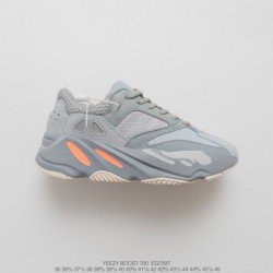 Eg7597 FSR UNISEX Yeezy Boost 700 Inertia Based On Dad Shoe Shoes