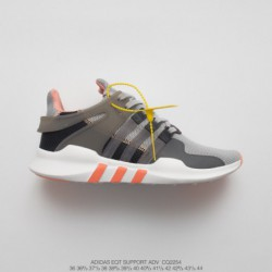Cq2254 FSR UNISEX Adidas EQT Support Adidas V 93/17 set knitting collection all-match shoes light grey powder