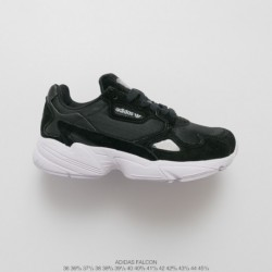 Womens-Adidas-Falcon-Shoes-FSR-Dad-Sneaker-New-Adidas-Falcon-W-Falcon-Collection-Vintage-All-match-Dad-Sneaker-Jogging-Shoes