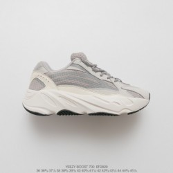 Ef2829 Deadstock Shoes Kanye West Yanye X Adidas Yeezy 700 V2 Static Vintage Pop All-Match athleisure shoe dad sneaker jogging