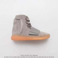 Bb1840 Hard Goods Adidas Yeezy 750 Boost Original Xuan Original Sole BASF Difference Market A Cut Strip Story Factory Outlet Co