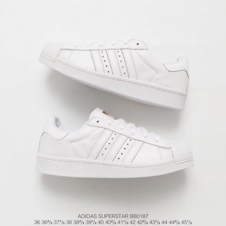 a919524691a6e6 New Sale Bb0187 Ultra Boost Adidas Superstar Boost Implant Midsole Ultra  Boost Shell Head Skate Shoes Leather Upper