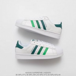 Shoes-That-Look-Like-Adidas-Superstar-Best-Price-Adidas-Superstar-Womens-AQ5370-Upper-Adidas-Shell-Head-Gradient-Green-Classic