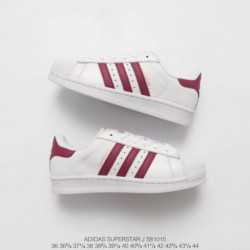 Adidas-Superstar-Red-White-Adidas-Superstar-White-Red-S81015-Upper-Adidas-Shell-Head-White-Purplish-Red-Classic-Look