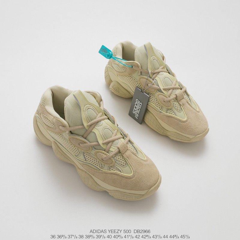 0bdbec884a1 ... DB2966 Cost-effective Kanye West X Adidas Yeezy 500 Vintage Dad Sneaker  All-Match ...