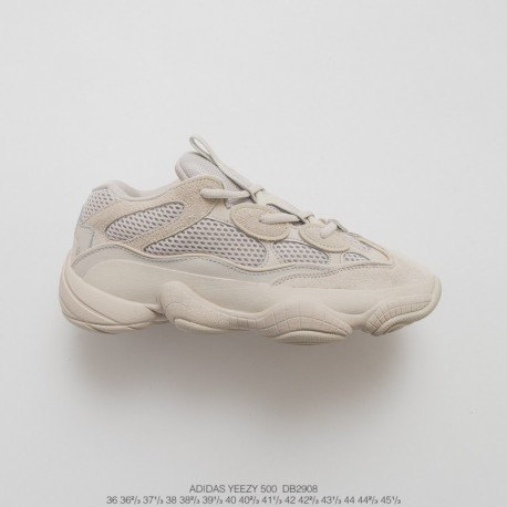 93e681e7d55 New Sale DB2908 People-friendly Price Kanye West X Adidas Yeezy 500 Vintage  Dad Sneaker All-