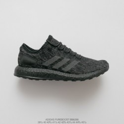 Adidas-Pureboost-Ltd-BB6288-Probable-Poison-Adidas-Pure-BOOST-LTD-Flyknit-Pure-Ultra-Boost-Midsole-Collection-Jogging-Shoes