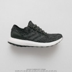Mens-Adidas-Pureboost-CP9326-Ultra-Boost-UNISEX-Adidas-Pure-BOOST-LTD-Flyknit-Pure-Ultra-Boost-Midsole-Collection-Jogging-Shoes
