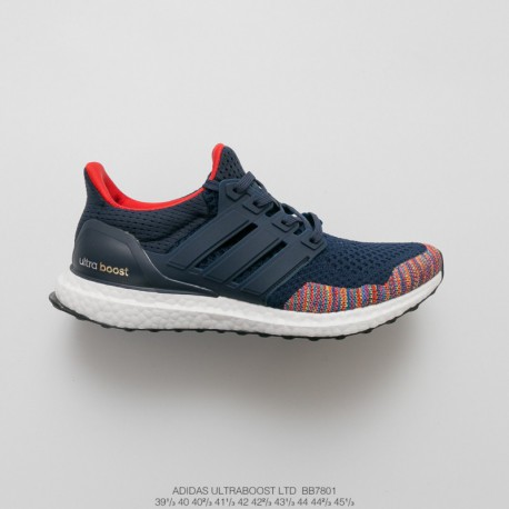 quality design e75ce fd8f6 Adidas Ultra Boost Multicolor Navy,Adidas Ultra Boost Navy  Multicolor,BB7801 Mens Adidas Ultra Boost 1.0 Multicolor Toe Full Ne