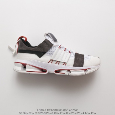 AC7666 Classic Remaster Adidas Consortium Twinstrike Adidas V A3 Outsole Collection Deconstruction Vintage Jogging Sneaker Whit