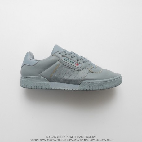 f4fb77f36bc06 New Sale Cg6422 Leather Upper FSR Kanye West Again Crossover Yeezy X Adidas  Originals Powerphase Calabasas Classic Vintage
