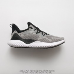 Alphabounce reserved signature bounce cushioning technical midsole
