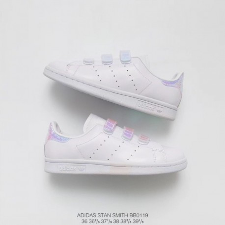sale retailer 6185c 91bf4 Adidas Originals White Stan Smith Velcro,Adidas Stan Smith Velcro  Brown,BB0119 Upper Adidas Smith Velcro White Laser Adidas Sta