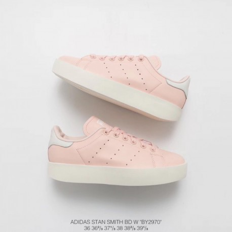 factory price 62342 384b1 Adidas Stan Smith Bold Shoes,Adidas Stan Smith Bold,BY2970 adidas STAN  SMITH BOLD W Smith Thick Open-Toes Shoes Premium Origina