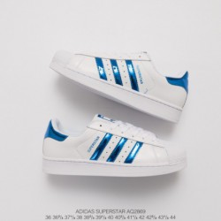 Adidas-Superstar-White-Blue-Gold-Adidas-Originals-Superstar-White-Blue-AQ2869-Upper-Adidas-Shell-Head-White-Blue-Glossy-Classic