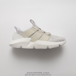 Cq2542 UNISEX FSR Adidas Originals Prophere Hedgehog Sets Flyknit All-Match jogging shoes pale grey rose gold