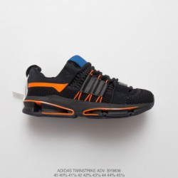 By9836 Classic Remaster Adidas Consortium Twinstrike Adidas V A3 Outsole Collection Deconstruction Vintage Jogging Sneaker Blac