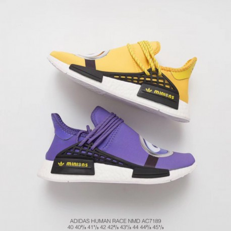 online store 3074c 64668 Adidas Originals By Pharrell Williams Solarhu Nmd,AC7189 Ultra Boost NMD  Human Adidas IDAS Originals NMD Human Race Human Colle