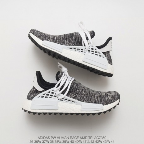 930cd00dc0799 New Sale AC7359 Limited Edition Crossover Colorway Adidas Original Pw Human  Race NMD Pharrell Williams Crossover Rainbow Full