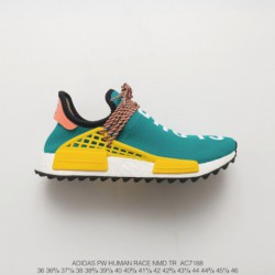 Adidas-Pharrell-Williams-Pink-AC7188-Limited-edition-Crossover-ColorWay-Adidas-Original-PW-Human-Race-NMD-Pharrell-Williams-Cro