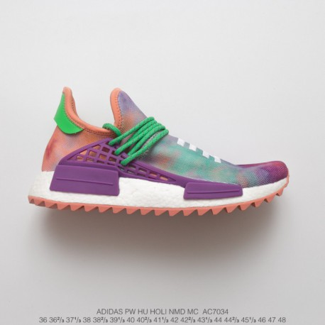 the best attitude 4fd37 61f3d Adidas X Pharrell Williams Nmd Hu Trail,AC7034 EQT Boost Pharrell x Adidas  Original HU NMD Trail Pharrell Williams Collection C