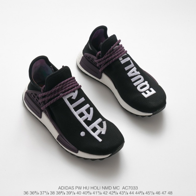 33cfbf2f5 ... AC7033 EQT Boost NMD Human Racing Shoes Pharrell Williams Crossover Pharrell  Williams Adidas Origianlas Human Race