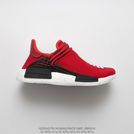 competitive price ac678 2c23c Adidas Pharrell Williams Red,BB0616 FSR Pharrell Williams Crossover  Pharrell Williams x Adidas IDAS Originals NMD Human Race Hu