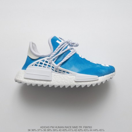 F99763 UNISEX Crossover Deadstock Pharrell Williams Crossover Pharrell Williams X Adidas Originals NMD Hu Trail Nerd Human Coll