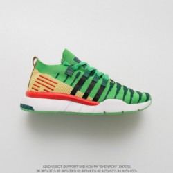 D97056 Debut Deadstock UNISEX 8th Dragon Ball X Adidas EQT Support Mid Adidas V Shenron