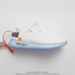Cp9368 Crossover Deadstock UNISEX Virgil Abloh Designer Independent Bespoke OFF White X Adidas Yeezy 350V2 Boost Collection Ult