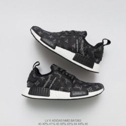 Adidas-Nmd-R1-Boost-Runner-Primeknit-Black-N-White-Adidas-Originals-Nmd-R1-Runner-Boost-Womens-Salmon-White-BA7263-Ultra-Boost