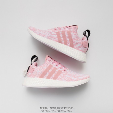 competitive price 1ff95 ea043 New Sale By9315 Top Adidas W NMD-R2 black pink wonder pink girls exclusive  colorway ultra boost