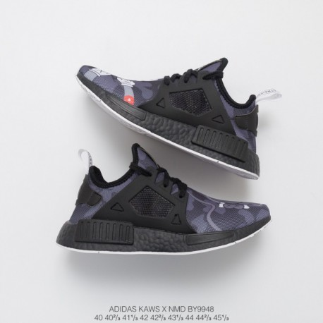New Sale By9948 NMD Crossover Kaws X Adidas NMD XR-1Boost Collection  Jogging Shoes XX Solution Brain ebf9d006e