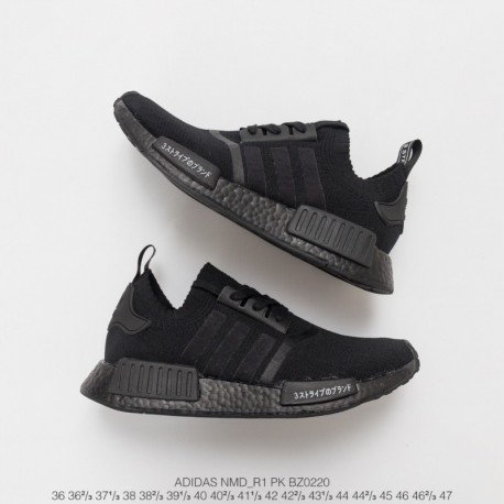uk availability 92ebd bfa52 Adidas Nmd R1 Primeknit Japan Triple Black Bz0220,Adidas Nmd R1 Pk Japan  Triple Black Primeknit Bz0220,BZ0220 Ultra Boost Adida