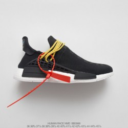 Bb3068 Ultra Boost UNISEX Pharrell Williams Crossover Pharrell Williams X Adidas Originals NMD Hu Trail Nerd Human Collection C