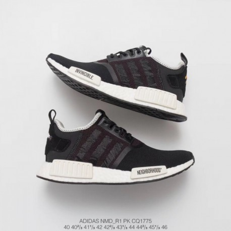 buy online f6986 d6259 Adidas Nmd R1 Invincible Neighborhood,Invincible Neighborhood Adidas Nmd  R1,CQ1775 Heavy Launch Three-way Crossover NEIGHBORHOO