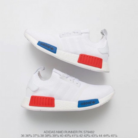 tout neuf 11b7f aa3b4 Adidas Nmd R1 Red White Blue,Adidas Nmd R1 White Red Blue,S79482 Ultra  Boost Collection Adidas NMD R1 White Blue Red Adidas Ori