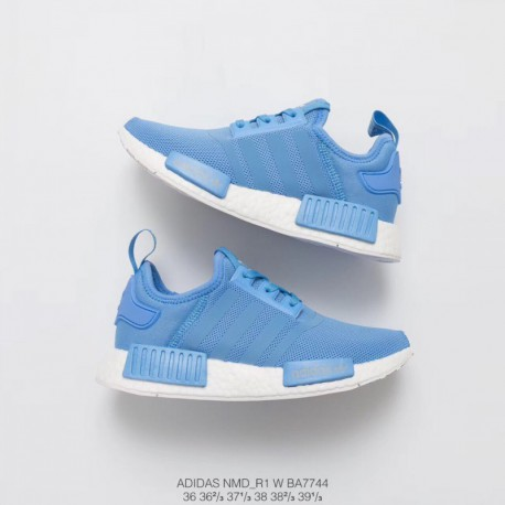 Adidas Nmd R1 Light Blue,Adidas Nmd R1 Womens Light Blue,BA7744 Ultra Boost Deadstock Adidas NMD Light Blue White Adidas nmd r1