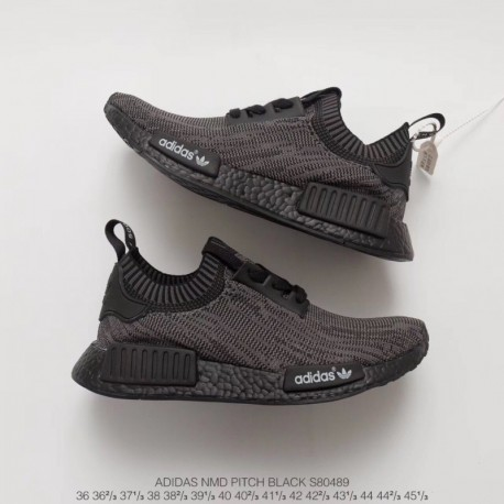 5c1319c98 New Sale B80489 Original NMD Grey Black Company Original BASF Outsole