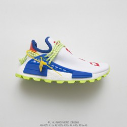 Ee6283 Ultra Boost Mens Pharrell Williams Crossover Pharrell X Nerd X Adidas NMD Hu Man Avantgarde Jogging Shoes