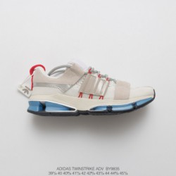 By9835 Classic Remaster Adidas Consortium Twinstrike Adidas V A3 Outsole Collection Deconstruction Vintage Jogging Sneaker Pale
