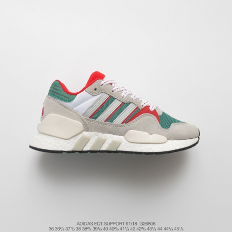 407f70aaa New Sale G26806 UNISEX FSR Adidas Originals EQT ZX Boost Deadstock Mixed Vintage  All-Match jogging shoes